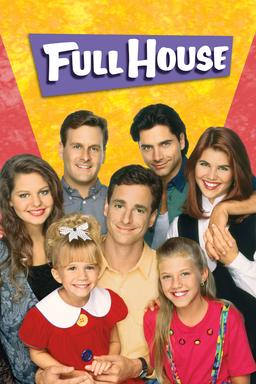 Full House: Season 6 - Key Art