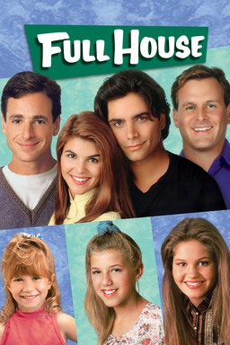 Full House: Season 7 - Key Art