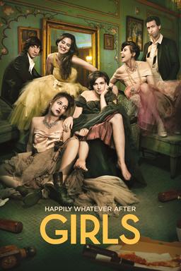 Girls: Season 3 - Key Art