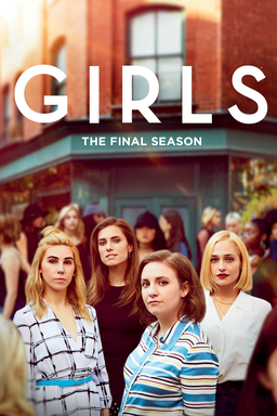 Girls: Season 6 - Key Art