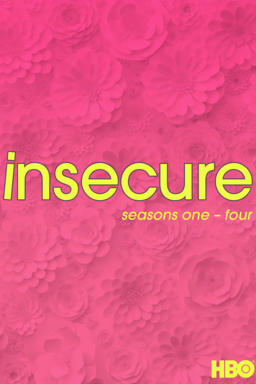 Insecure: The Complete Series - Key Art
