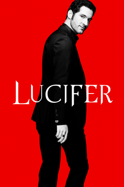 Lucifer: Season 5 - Key Art
