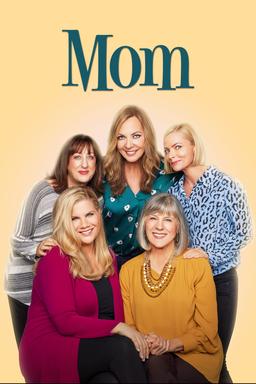 Mom: Season 8 - Allison Janney, Mimi Kennedy, Jaime Pressly, Beth Hall