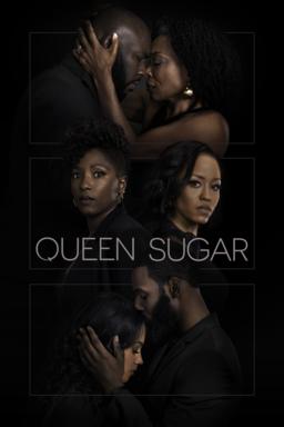 Queen Sugar: Season 5 - Rutina Wesley, Dawn-Lyen Gardner, Kofi Siriboe, Omar Dorsey in black bg