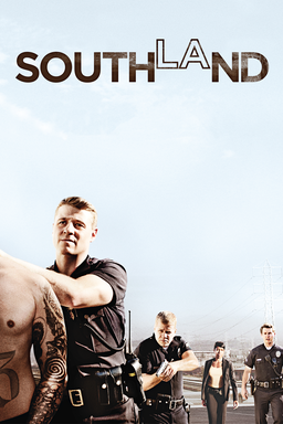 Southland: Season 5 - Key Art