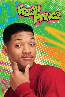 The Fresh Prince Of Bel-Air: Season 5 - Key Art