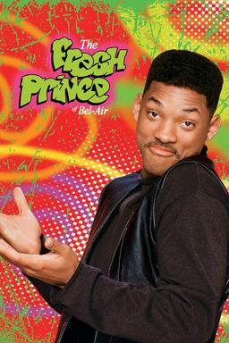The Fresh Prince Of Bel-Air: Season 6 - Key Art