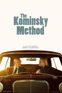 The Kominsky Method: Season 2 - Key Art