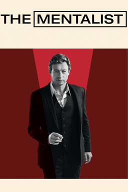 The Mentalist: The Complete Series - Key Art