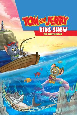 Tom and Jerry Kids Show: The First Season - Key Art