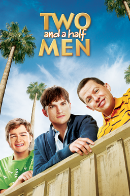 Two And A Half Men: Season 10 - Key Art