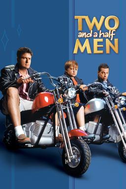 Two And A Half Men: Season 2 - Key Art
