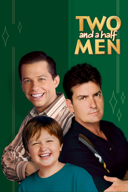 Two And A Half Men: Season 3 - Key Art