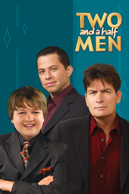 Two And A Half Men: Season 6 - Key Art