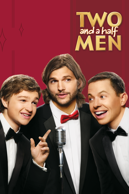 Two And A Half Men: Season 9 - Key Art