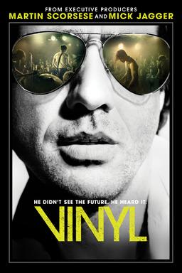 Vinyl: Season 1 - Key Art