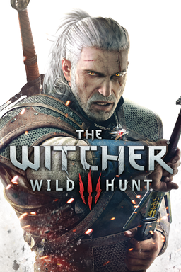 WITCHER 3: WILD HUNT keyart