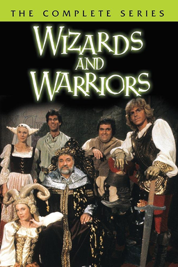 Wizards and Warriors keyart