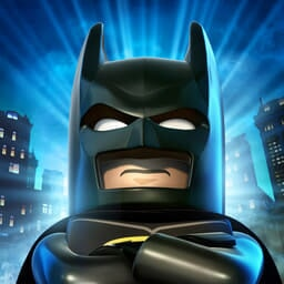 Lego Batman: DC Super Heroes keyart
