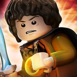Lego: The Lord of the Rings keyart