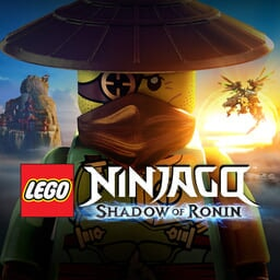 Lego Ninjago: Shadow of Ronin keyart