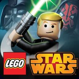 Lego: Star Wars Complete Saga keyart