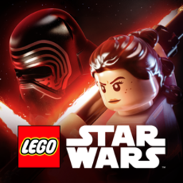 Lego Star Wars Force Awakens - Key Art