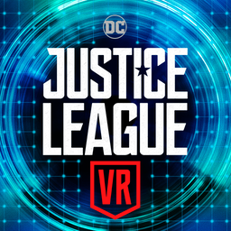 Justice League VR The Complete Experience logo