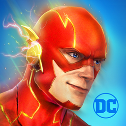 DC Legends: Battle for Justice - Flash - Key Art