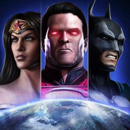 Injustice: Gods Among Us (Mobile) - Key Art