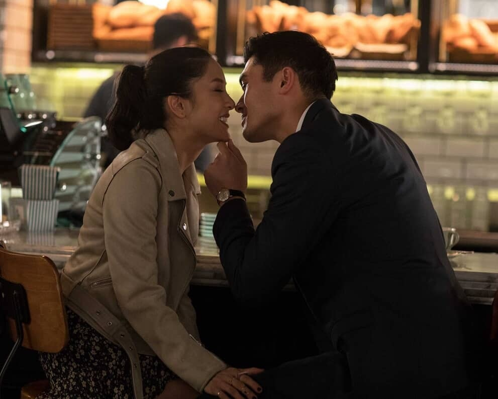 Crazy Rich Asians: Valentine's Article - Promo