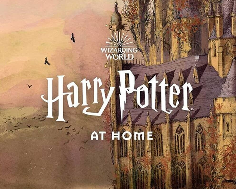 Harry Potter At Home - Article - Promo