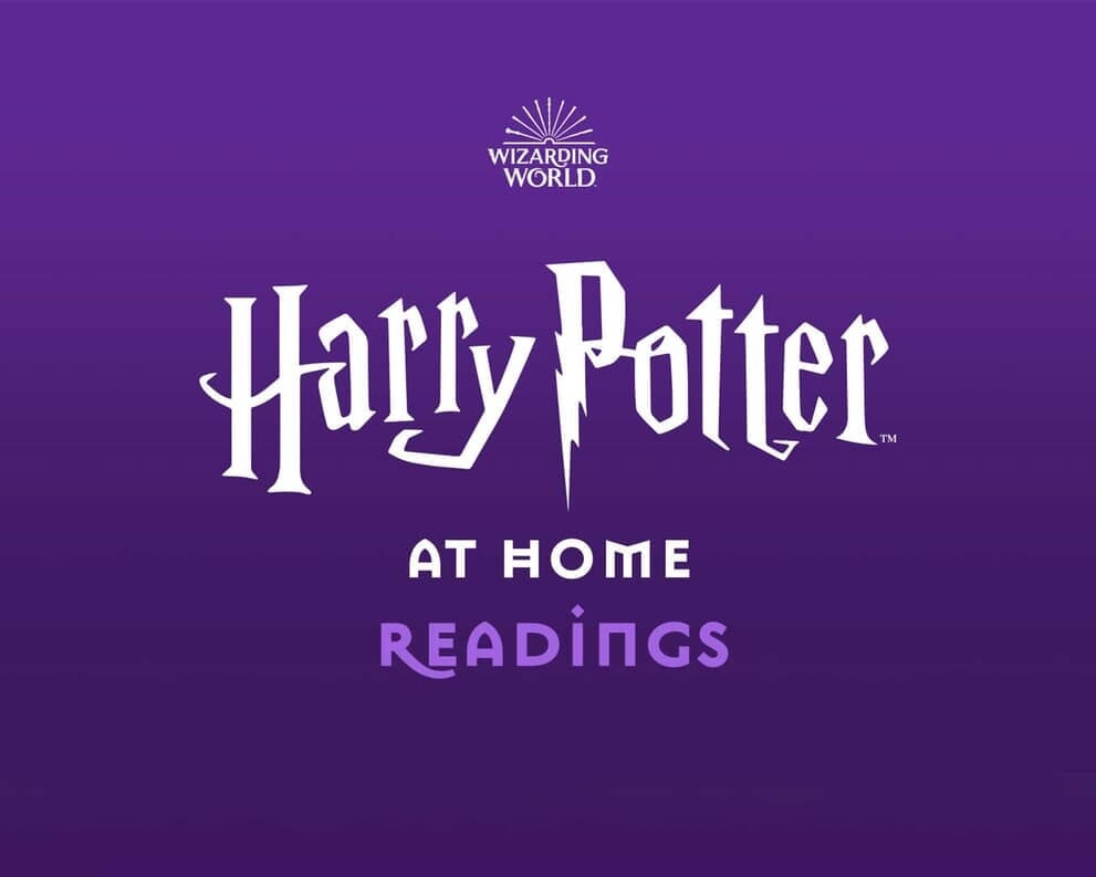 Harry Potter At Home - Readings
