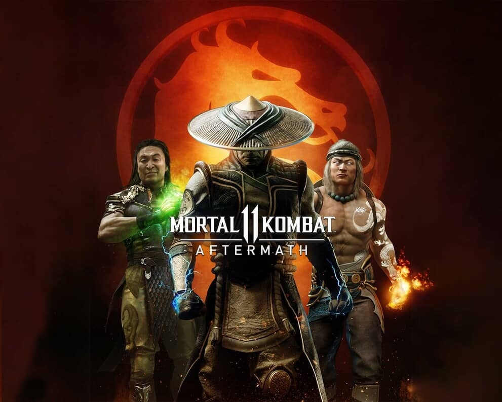 Mortal Kombat 11: Aftermath - Promo