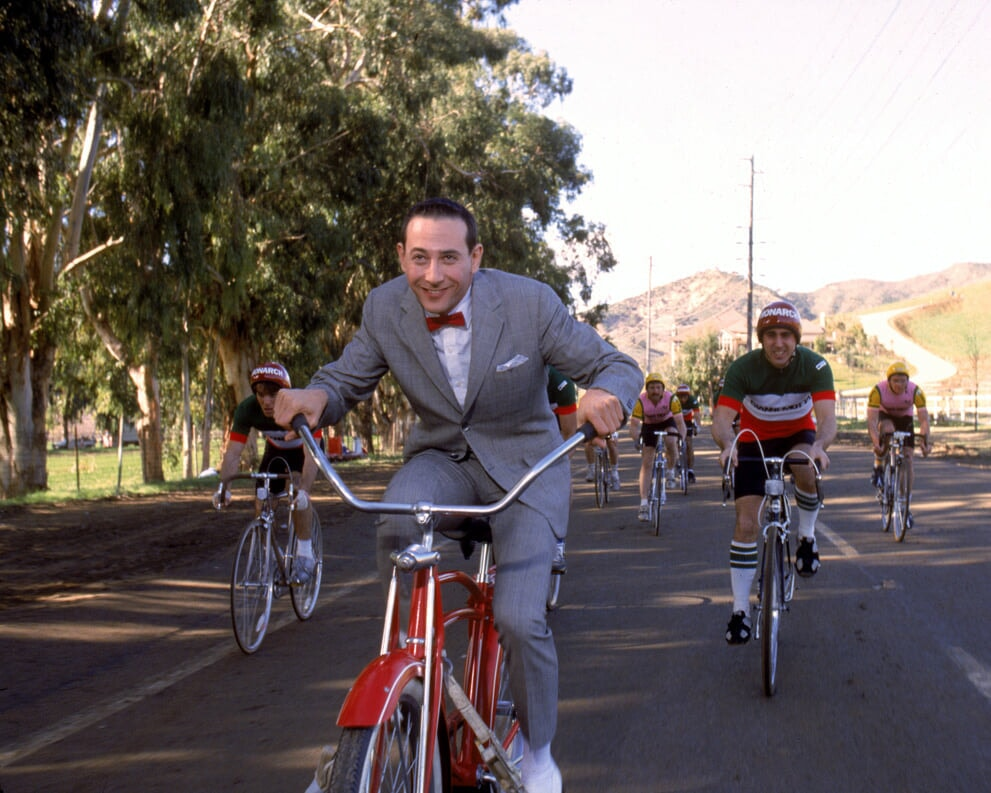 Pee-Wee's Big Adventure - Bicycle - Promo
