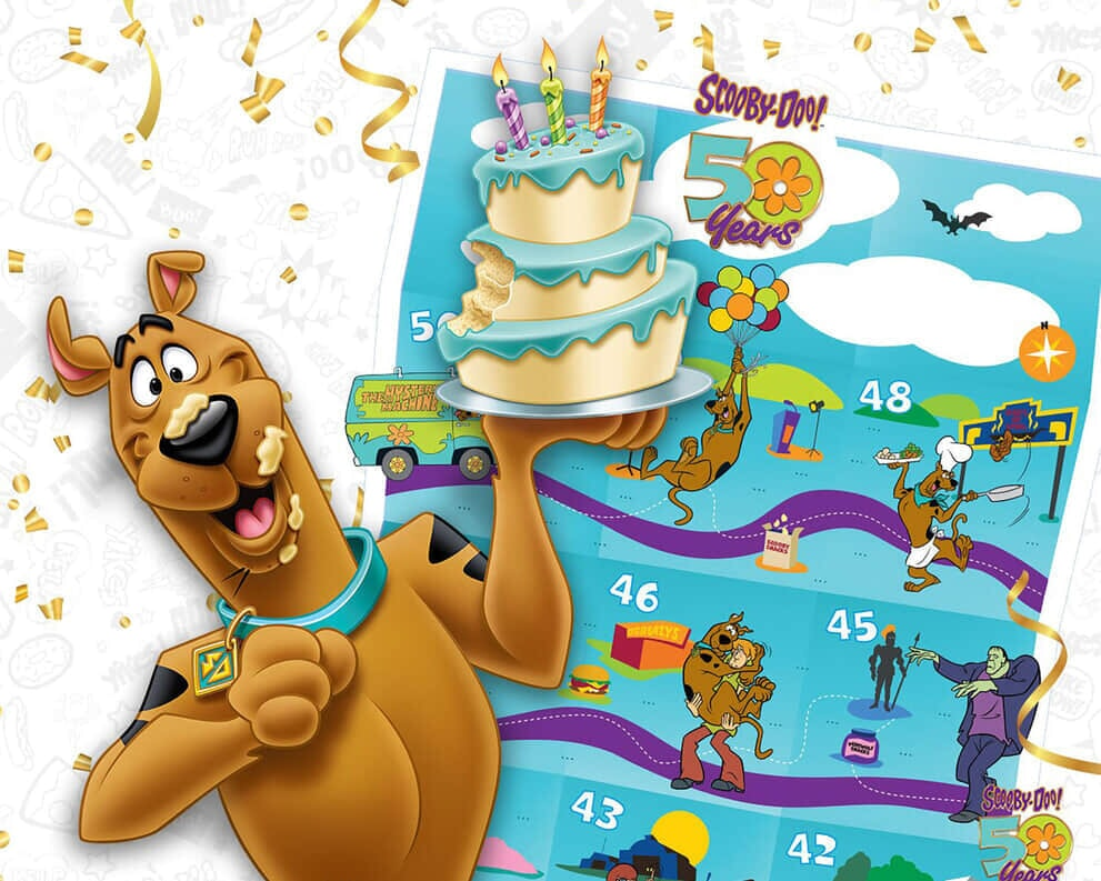 Scooby-Doo 50th Celebration