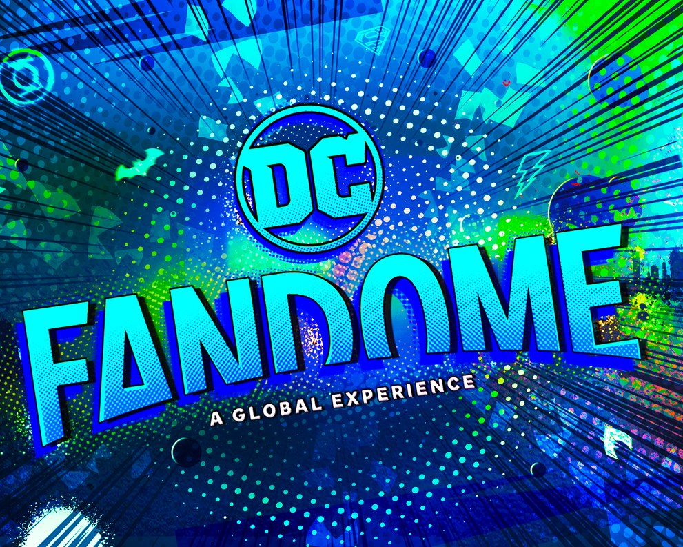 DC FanDome - A Global Experience - Promo