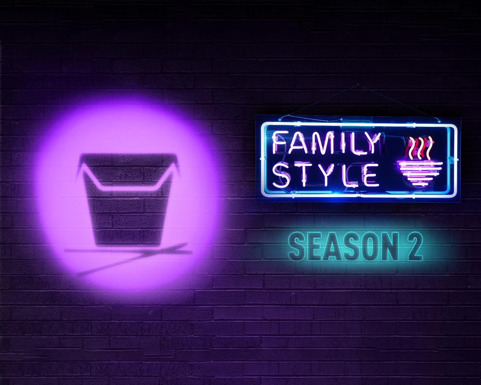"""Stage 13 """"Family Style"""" - Season 2"""